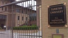 vaşington büyükelçiliği