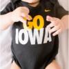Iowa bebek sağlığı için en önde gelen eyaletlerden; ancak genel anlamsa salık hizmetleri konusunda ortalarda yer alıyor; yine de masrafların düşüklüğü de hsaba katılınca Iowa çocuk sahibi olmak için iyi bir seçenek.