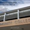 amerika eğitim community college nedir