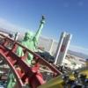 Big Apple Roller Coaster  Ücret: $14  New York-New York'ta bulunan bu eğlence aracında yılda 1 milyondan fazla kişi eğleneyi doruklarda yaşıyor! Saatte 107 kilometre sürate ulaşan araç dünyanın en meşhur roller coasterlarından