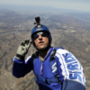 luke aikins 7 kilometre paraşütsüz atlayış