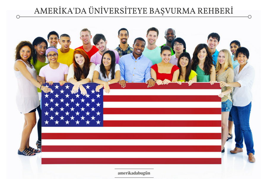 amerika üniversite başvuru rehber us university college application