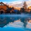 Yine Colorado'da bulunan bir diğer önemli tesis olan Mount Princeton Hot Springs Resort, bilindik 5 yıldızlı otel standardında hizmet sağlıyor. Çok sayıda havuzun (yetişkinler için özel de olmak üzere) bulunduğu kaplıcalarda su kaydırakları da bulunuyor.