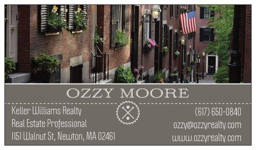 Boston'da emlağınızı garantileyin! | Özlem Moore | KW Realty-Boston