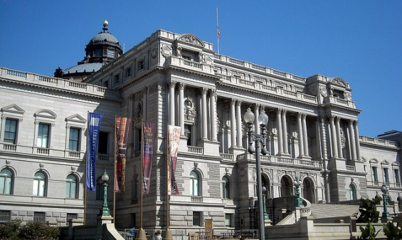 3. Amerikan Kongresi Kütüphanesi (Library of Congress, USA)