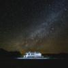 5.Gece gökyüzü o kadar karanlık oluyor ki neredeyse gökyüzündeki bütün yıldızları görebiliyorsunuz.