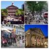 1742 yılında Peter Faneuil tarafından Boston'a hediye edilmek üzere inşa edilen Faneuıl Marketplace binası, yaklaşık 250 yıllık tarihi boyunca Boston halkı ve turistleri tarafından çok ilgi görmüş bir yapıdır. Sokak satıcıları, festivalleri, lokanta ve mağazalarıyla her daim ilgi çekmeye devam edeceği de aşikârdır.
