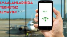 abd havaalanları ücretsiz wifi free wifi us airports