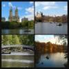 4.Central Park Gölü  Central Park'ın turistler ve fotoğrafçılar tarafından en çok ilgi gören yeri kuşkusuz bu göldür. Göl kenarındaki gezintiniz sırasında doğal ortamlarında yaşamaya devam eden yaban ördekleri ve kaplumbağalara da rastlayabilirsiniz. Dilerseniz bu muhteşem gölde, hemen yakınında bulunan Leob Boatshouse Restoran'ından kolayca kiralayabileceğiniz sandallarla bir gezinti de yapabilirsiniz.