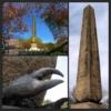 8.The Obelisk (Dikilitaş)  Obeliks, MÖ 1500'lü yıllarda Mısır'ın Heliopolis şehrinde dikilmiş, MÖ 12. yüzyılda İskenderiye şehrine taşınmış; burada yüzyıllarca süren ikametinin ardından uzun bir gemi seyahatiyle 1879 yılında Amerika'ya getirilmiş. Cleopatra's Needle (Kleopatra'nın İğnesi) ismiyle de anılan bu dikilitaş, 22 metre uzunluğu ve 244 ton ağırlığıyla, Central Park'taki yerini almış. Obeliks'in bir özelliği de Central Park'ta bulunan en eski insan yapımı eser olmasıdır.