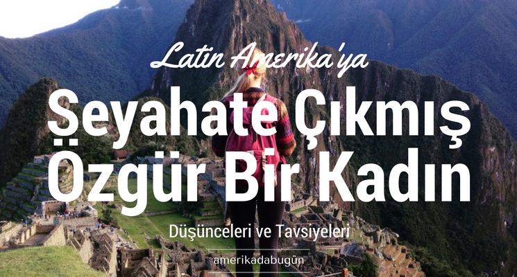 Latin Amerika'ya