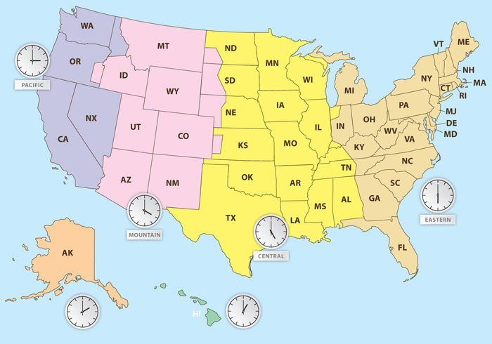 vector-time-zones-of-us-map
