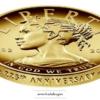 abd haber altın para siyahi kadın