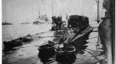 Arşivde yer alan Çanakkale fotoğrafları ilk kez ortaya çıktı.