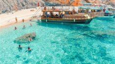 Antalya`nın Maldivleri
