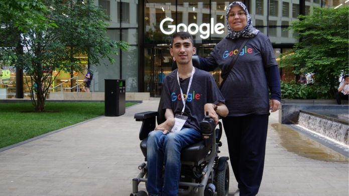 engelli google