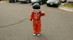 9 Yaşındaki Çocuk, NASA'ya İş Başvurusunda Bulundu!