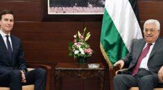 ABD ve Filistin'den barış diyaloğu anlaşması
