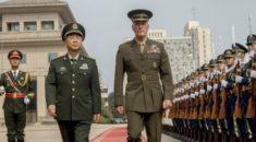 Çin ile ABD askeri iş birliği mekanizması kuruyor