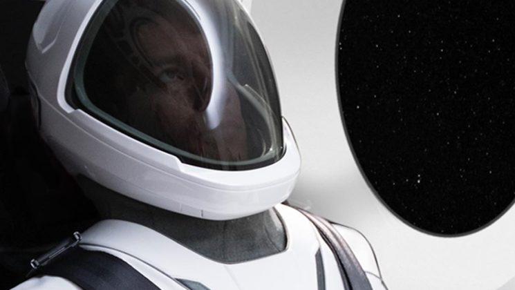 Elon Musk, Uzay Kıyafetine Ait İlk Görüntüyü Paylaştı!