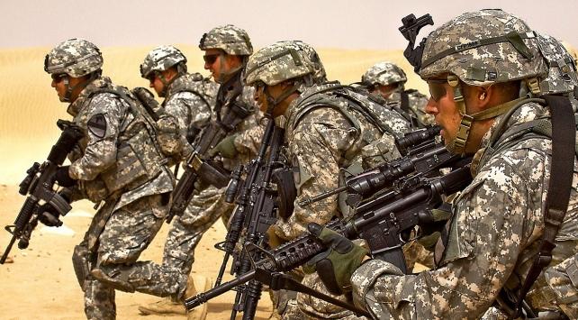 Kuzey Irak'ta 2 ABD askeri yaşamını yitirdi