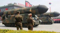 Kuzey Kore'den ABD üssüne saldırı hazırlığı duyurusu