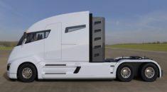 Tesla'nın elektrikli kamyonu azami 480 km menzile sahip olacak