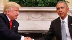 """Trump'tan Obama'ya """"Güneş tutulması"""" göndermesi"""