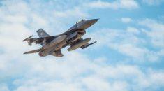 ABD'de F-16 savaş uçağı düştü: Iraklı pilot öldü