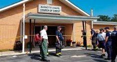 ABD'de kiliseye silahlı saldırı: 1 ölü, 6 yaralı