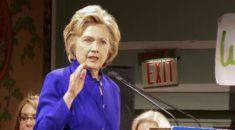 Clinton'dan Trump'a eleştiri