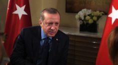 Cumhurbaşkanı Erdoğan, Reuters'a konuştu