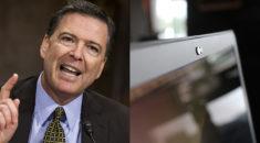 FBI Direktörü: Kameralarınızı Bantla Kapatmalısınız!