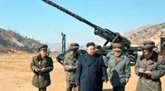 """Kuzey Kore'den ABD'ye """"Uçaklarınızı vururuz"""" tehdidi"""