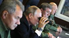 Rusya'nın endişelendiren tatbikatı: Batı-2017