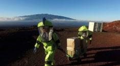 Son dakika: Simülasyon 'Mars'ta sekiz ay yaşadılar!