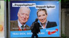 Son dakika... Almanya'da korkulan oluyor! Neo-Nazi AfD sandıktan üçüncü çıkabilir