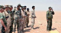 Suriye ordusu Fırat'ın doğusuna geçti