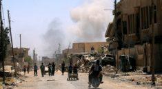 ABD: Bin DEAŞ militanı teslim oldu