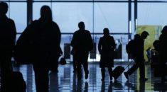 ABD'de kızgın yolcunun esprisi havalimanını tahliye ettirdi
