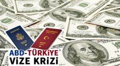 ABD'den bir heyet vize krizinin çözümü için Türkiye'ye gelecek