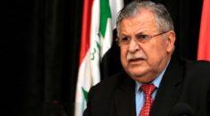 ABD'den Talabani'nin ölümü için taziye mesajı