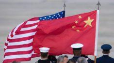 Çin'den ABD'ye 'Güney Çin Denizi'ne karışma' mesajı
