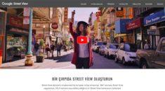 Google, Street View'a 360 derece görüntü yüklemek herkese açıldı