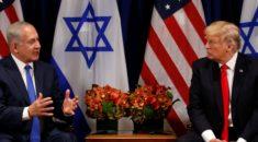 İsrail ve bazı Arap ülkelerinden Trump'a destek