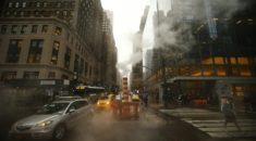 New York'ta mazgallardan yükselen dumanların gizemi