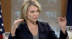 Son dakika haberi... ABD Dışişleri Sözcüsü: Türkiye ile ilişkilerimiz karışık