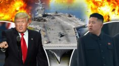 Trump'tan Kuzey Kore'ye: İşe yarayacak tek bir şey var