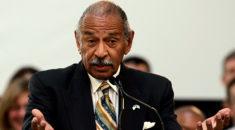 ABD Kongresi'nin en kıdemli üyesi Conyers'e cinsel taciz suçlaması