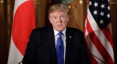 Trump: Kuzey Kore'nin füze denemesiyle ilgileneceğiz